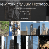 nYc Mid Summer Hitchabout Bliss  |   Sleepless in New York   |   The Strangers Project