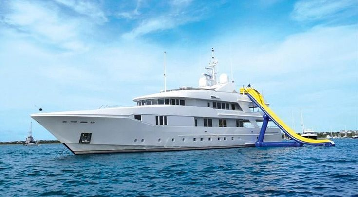 Yachting beats cruising