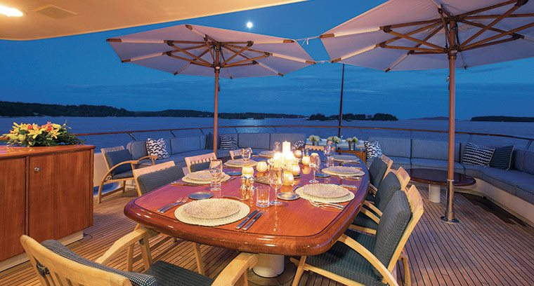 Crewed Yacht Charters in the Caribean