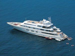 238' Motor Yacht Coral Ocean