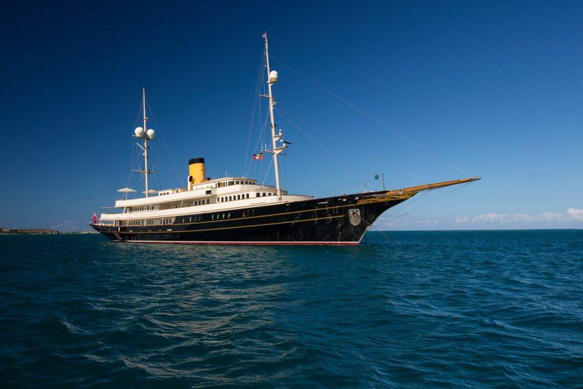 296 Motor Sail Yacht NERO