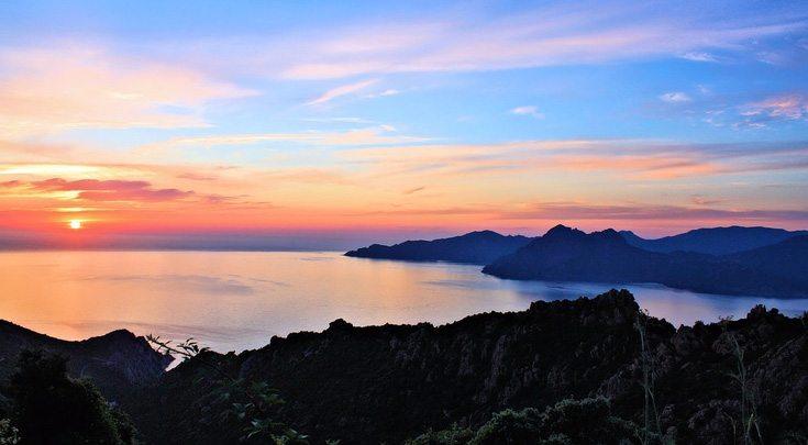 Corsica Mediterranean
