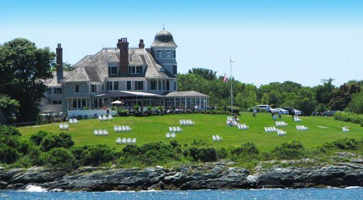 Newport Rhode Island mansion