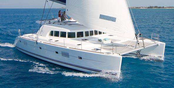 50' Sailing yacht catamaran DORIS sleeps 6