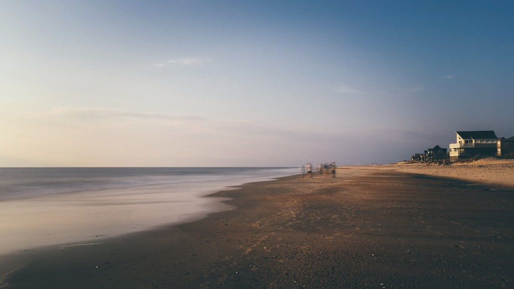 Beach house on New England coast Nantucket getaways by land and sea