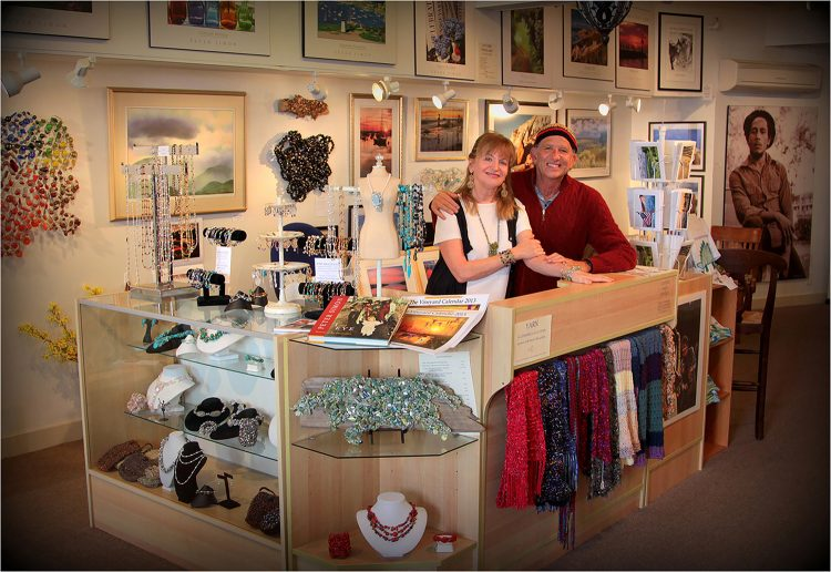 SimonGallery_Peter_and_Wife_VineyardHaven_MarthasVineyard