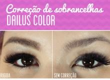 Correcao de Sobrancelhas / Dailus