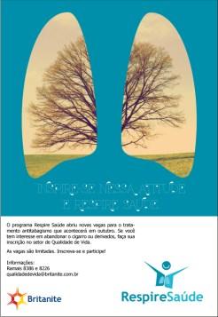 Anti-smoking Program - email mkt