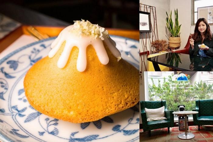 宜蘭礁溪下午茶 | PonPon乓乓雜貨咖啡 – 超好拍網美系老屋咖啡店!可愛富士山造型甜點