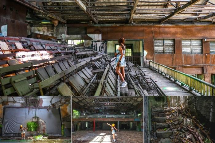 雲林西螺景點推薦 | 西螺戲院 – 廢墟系網美出動!!繁華不再,廢成美拍打卡點的百年舊戲院