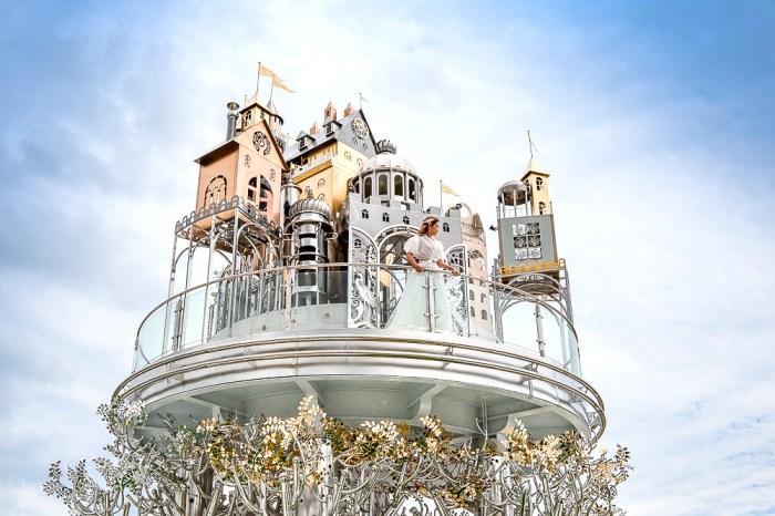 宜蘭景點|赫蒂法莊園 – 夢幻空中城堡!2021宜蘭新景點,IG網美打卡景點
