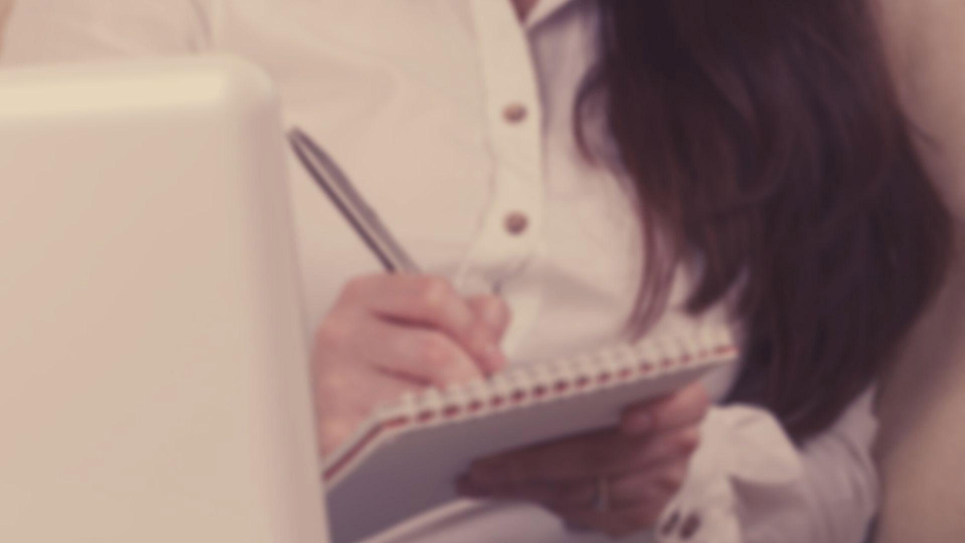 Escrita Terapêutica: Oficina Encontrando as palavras