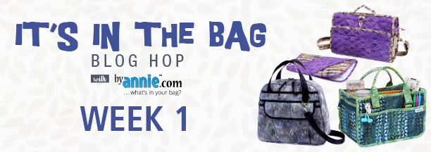 Get ready!!!  September is in the bag with Island Batik and  By Annie