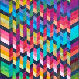 Xanadu – My newest art quilt