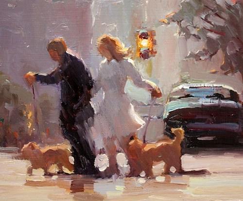 morning-dog-walk