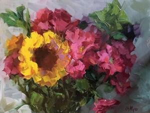 november-sunflower