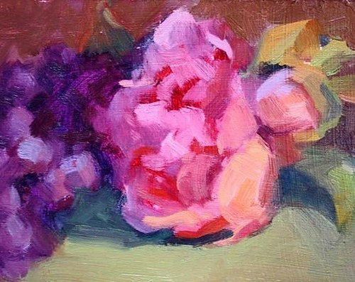 peony-with-grapes