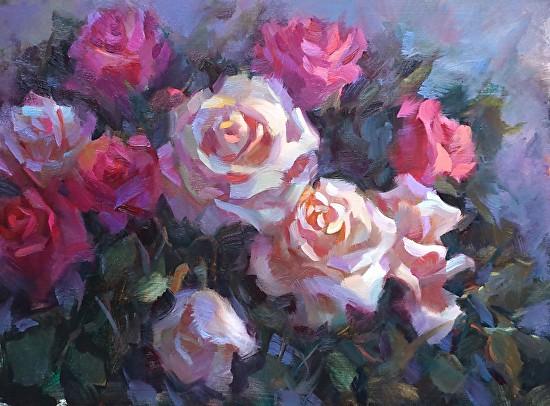 Rose Flurry