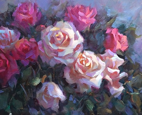 rose-flurry