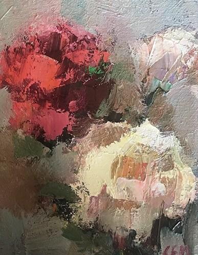rose-rain