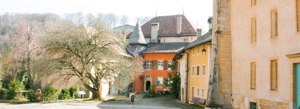 Romainmotier Abbey