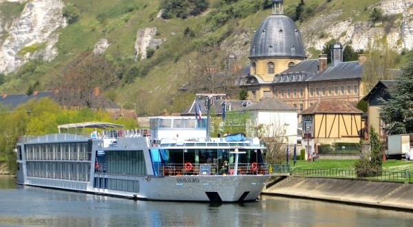 First-time River Cruising: Downton Abbey made me do it…