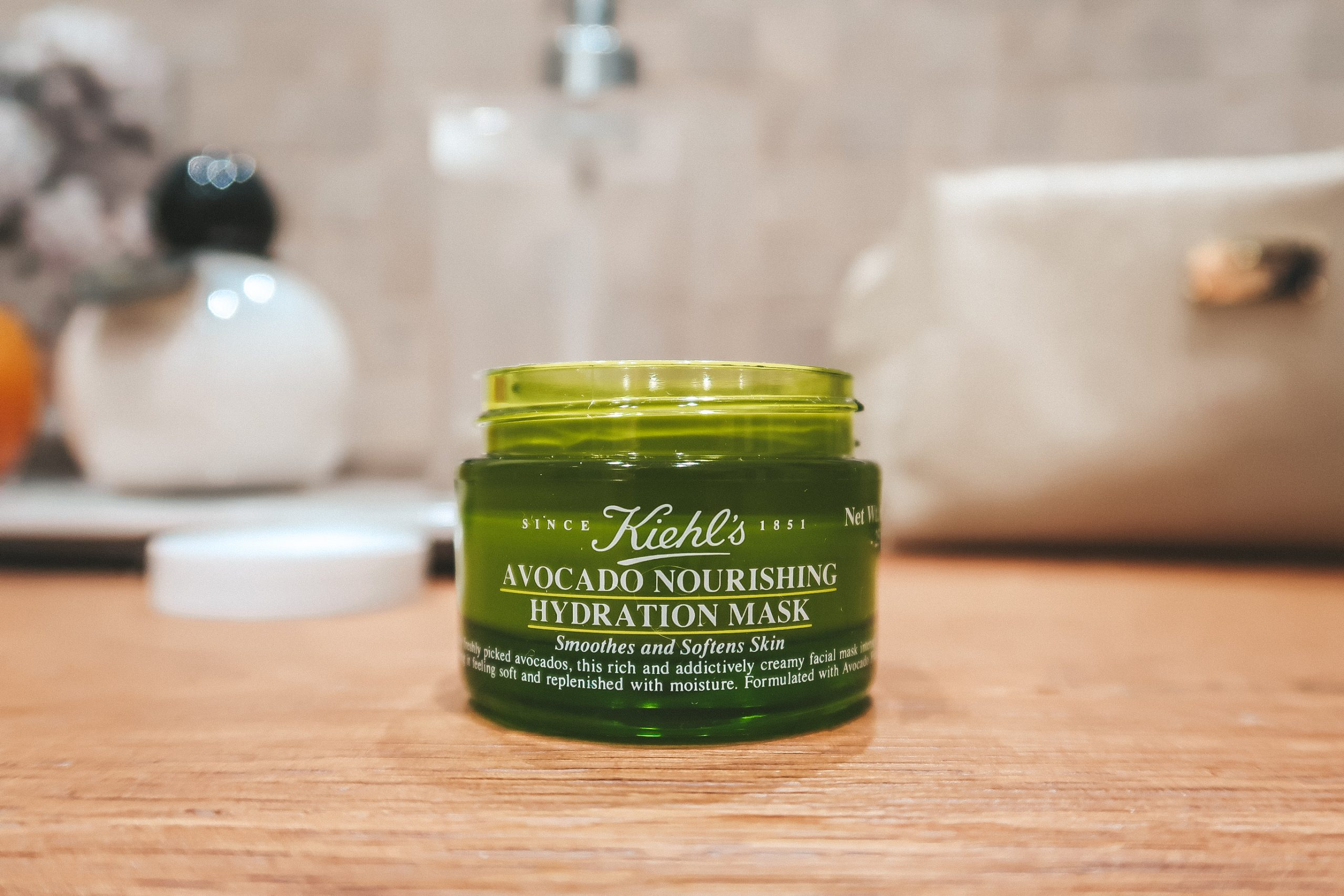 Avocado Nourishing Hydration Mask di Kiehl's
