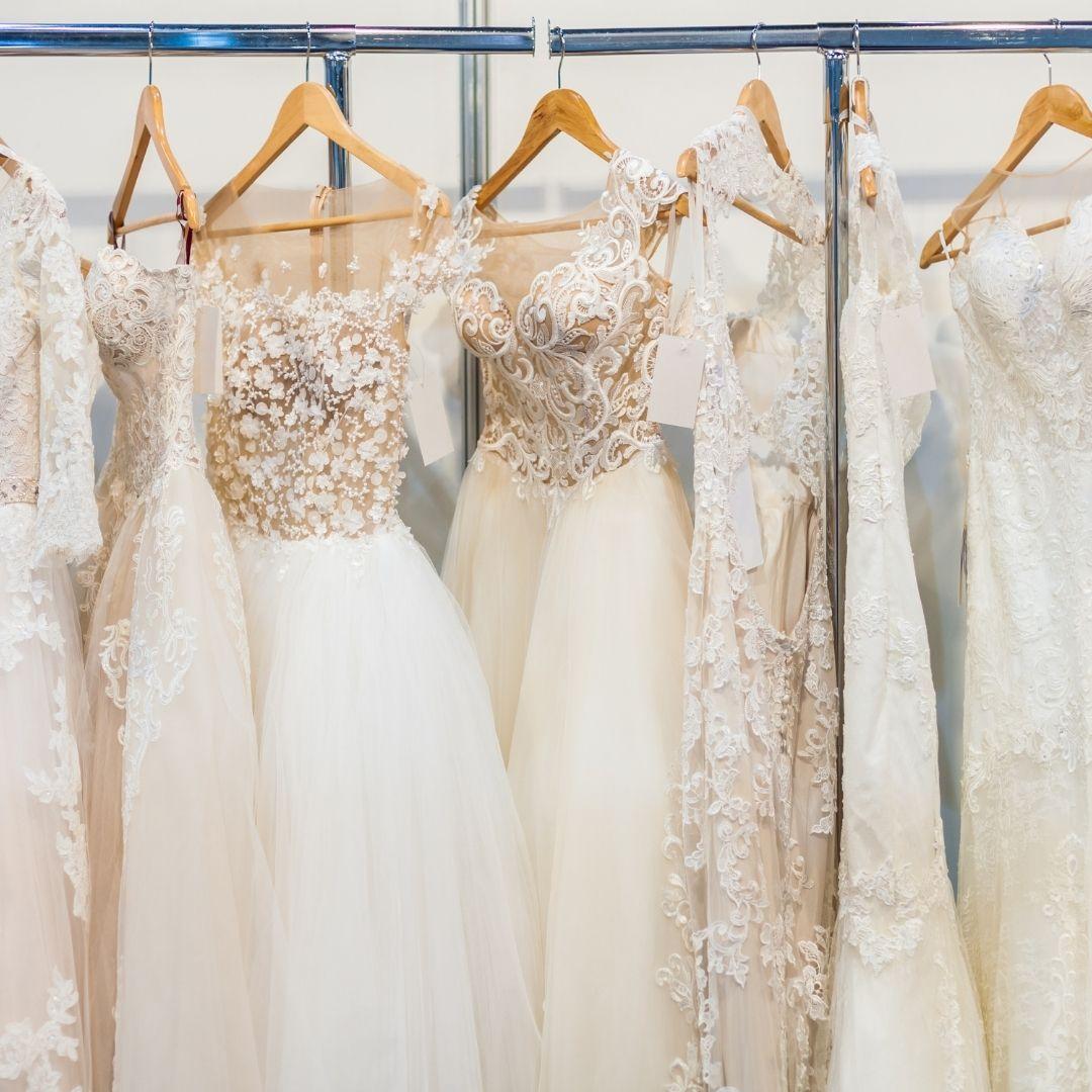 Come funziona la prima prova dell'abito da sposa