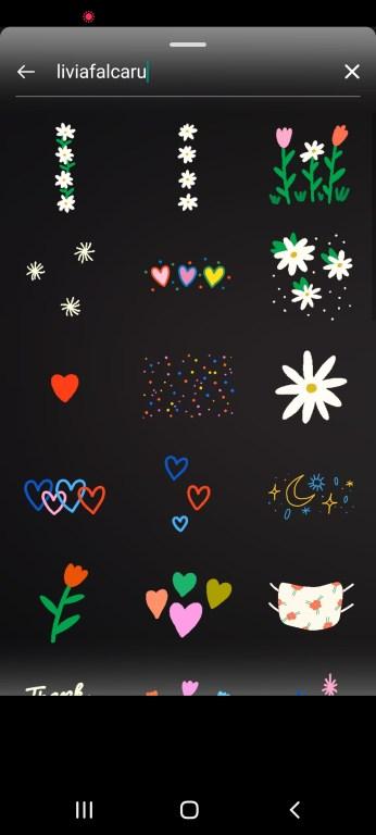 stickers instagram stories