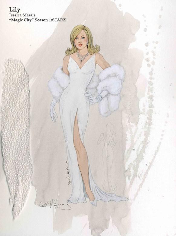 *Lily White Dress Illustration-Web
