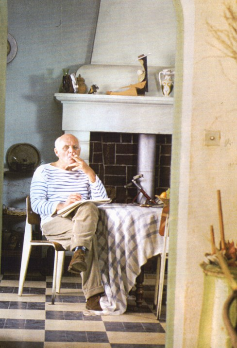 Picasso (Anthony Hopkins)