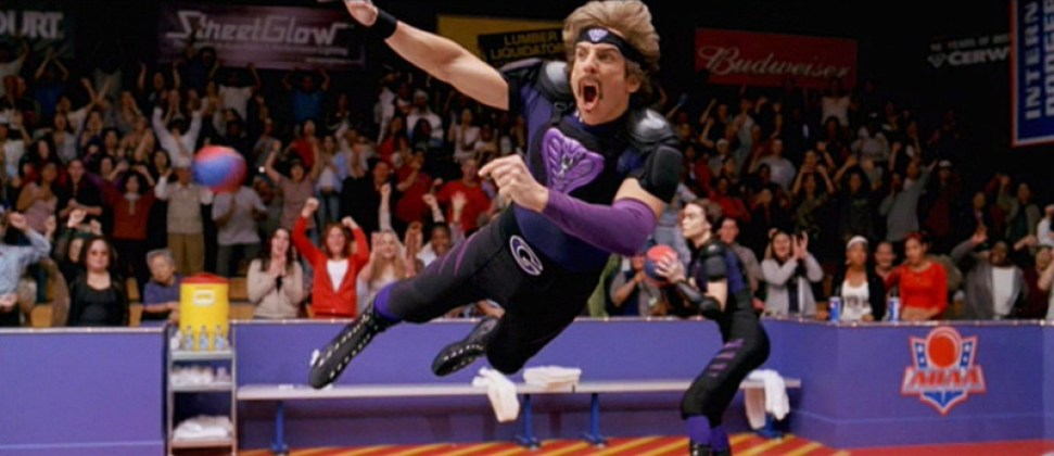 White Goodman in competition (Ben Stiller)
