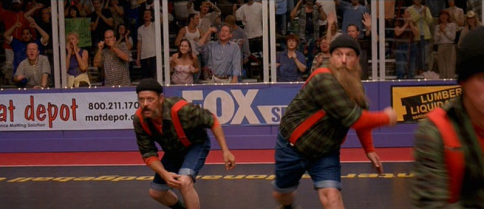Lumberjack Dodgeball Team
