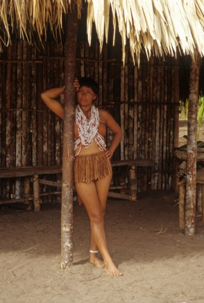 05_Yanomami Woman
