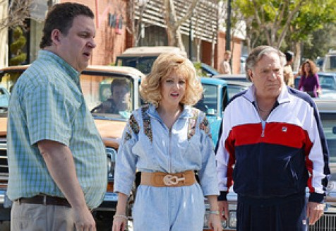 JEFF GARLIN, WENDI MCLENDON-COVEY, GEORGE SEGAL, HAYLEY ORRANTIA, SEAN GIAMBRONE, TROY GENTILE