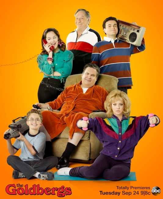 The-Goldbergs-Poster