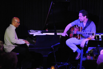 Billy Childs and Larry Koonse