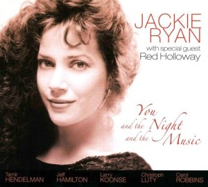 Jackie Ryan – You and the Night and the Music cover