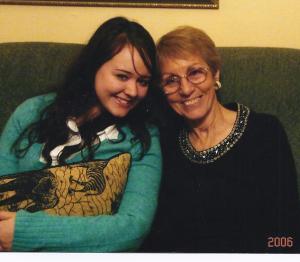 Grandma and Lindsay