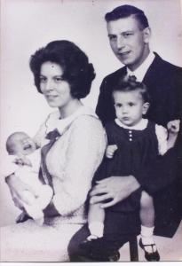Family photo 1966