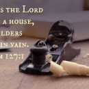 Blueprints for Building Your Spiritual Dream Home: Who's Your Builder?
