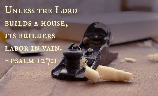 house planer with verse