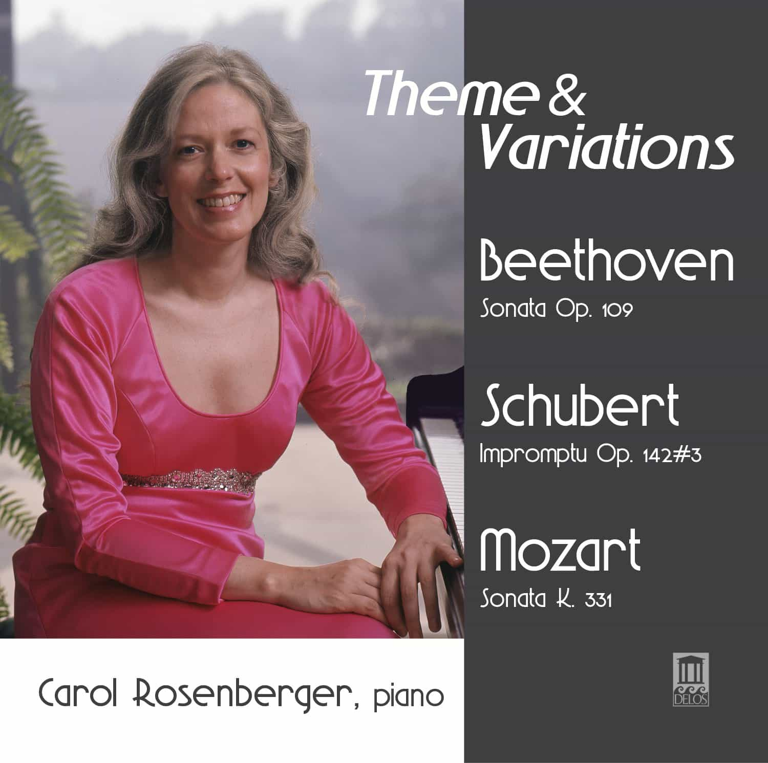 Carol Rosenberger: Theme and Variations