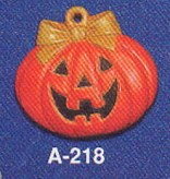Alberta Ornaments 0218 jack-o-lantern