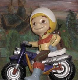 Atlantic 0693 smiley motorcycle 2