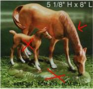 Clay Magic 0869 horse (mare)