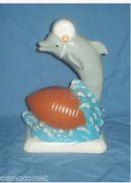 dolphin on football