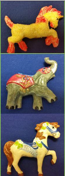 HEARTLAND 202 PEGASUS ELEPHANT WEDDING HORSE