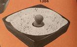 Holland 1379 pipe ashtray