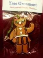S-K 0434 gingerbread girl